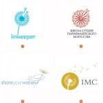 Trendy w projektowaniu logotypów 2009