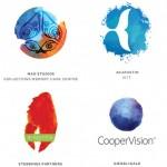 Trendy w projektowaniu logotypów 2012