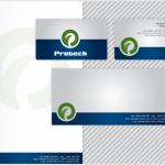 Projekt papeterii - Identyfikacja wizualna EPS do pobrania