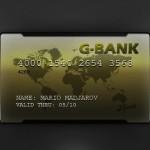 Kolekcja darmowych kart kredytowych w formacie PSD do pobrania