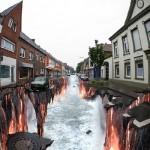 70 przykładów street art 3D - malarstwa ulicznego