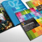30 kreatywnych i nowoczesnych broszur - inspiracje