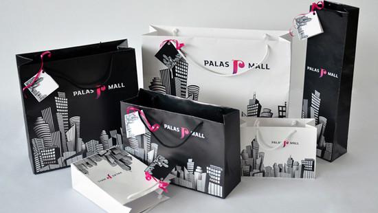 34 kreatywne torby papierowe - inspiracje